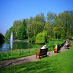 Rüyada park görmek